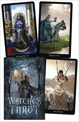 Witches Tarot (dk&bk)
