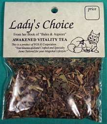 Tea: Awakened Vitality