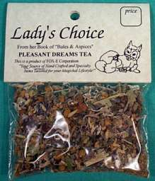 Tea: Pleasant Dreams
