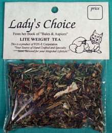 Tea: Lite Weight
