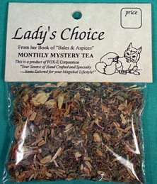 Tea: Monthly Mysteries