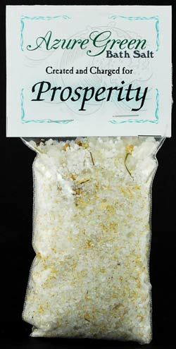 Bath Salts: Prosperity 6oz