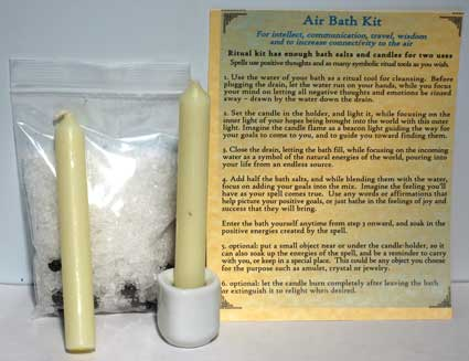 Mini Bath Kit: Air