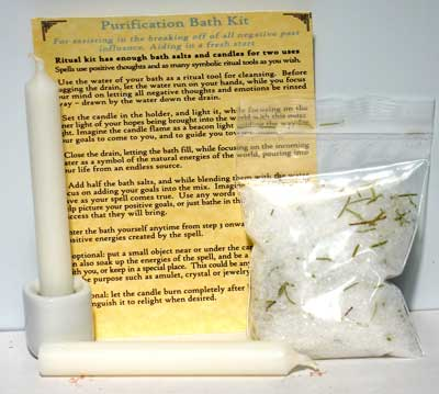 Mini Bath Kit: Purification