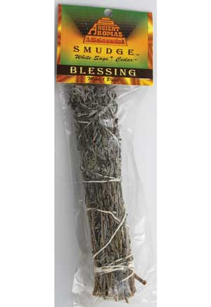 "Blessing smudge 5""- 6"""