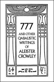 Magick, Aleister Crowley, Egyptian & Eastern